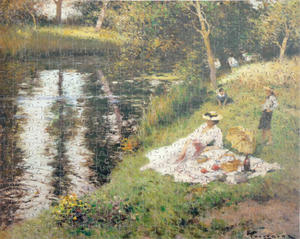 Picnic on the Riverbank, A